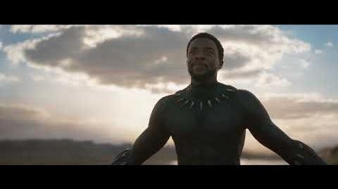 Black Panther de Marvel Anuncio 'Héroe, leyenda, rey' l HD
