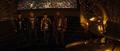 Sif y los Tres Guerreros se reúnen con Heimdall