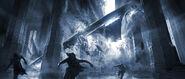 Thor The Dark World 2013 concept art 3