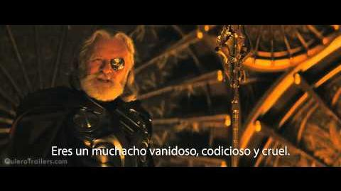 Thor Trailer 1 Subtitulado