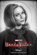 WandaVision - Wanda Maximoff Poster