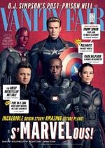 Avengers Infinity War - Portada Vanity Fair 2