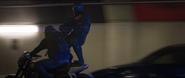 Bucky vs. Black Panther
