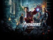 Avengers Promotional Poster
