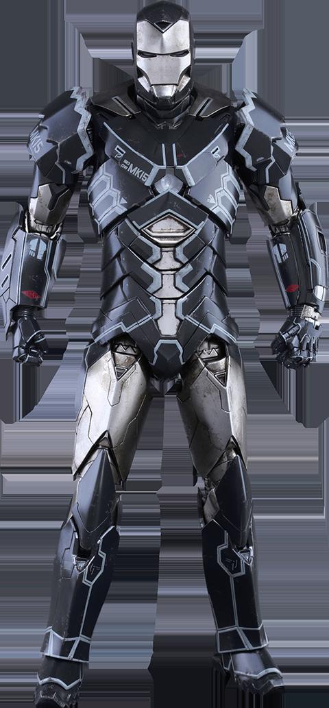 Armadura de Iron Man: Mark XV