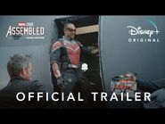 Marvel Studios' Assembled- The Making of The Falcon and The Winter Soldier - Official Trailer