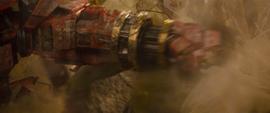 Stark noquea a Hulk