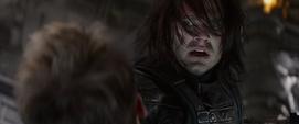 Winter Soldier sorprendido