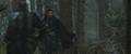 Hogun en el bosque de Vanaheim