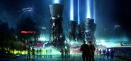 File32-Stark Expo 'architecture sketch'