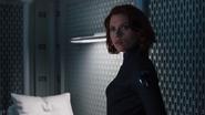 Natasha lista para ir a Nueva York - The Avengers