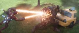 Stark dispara contra Cull