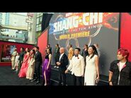 World Premiere - Marvel Studios' Shang-Chi and the Legend of the Ten Rings