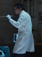 NASA S.H.I.E.L.D. Scientist
