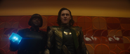 Loki arrested by the TVA