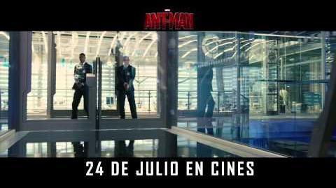 Marvel España Ant-Man Spot 'Futuro'