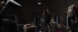 Stark invoca las piezas del Mark 42