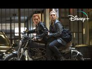Family Values with the Cast of Marvel Studios' Black Widow - What's Up, Disney+