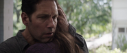 Scott reunites with Cassie
