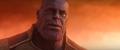 Thanos habla con Gamora en la Gema del Alma