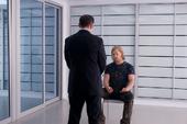 Thor es interrogado por Coulson