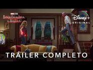 Tráiler mitad de temporada - Bruja Escarlata y Visión - Disney+
