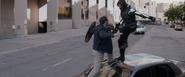 Captain America vs. Winter Soldier
