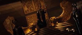 Loki es testigo de la resurreción de Thor