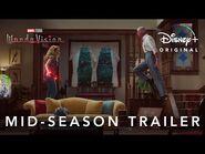 Mid-Season Trailer - Marvel Studios' WandaVision - Disney+