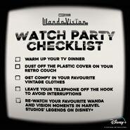 WV checklist promo