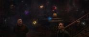 Five Infinity Stones (Wong & Banner)