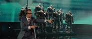 Hammer presenta sus androides