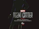 Agent Carter (serie de televisión)/Primera temporada/Banda sonora