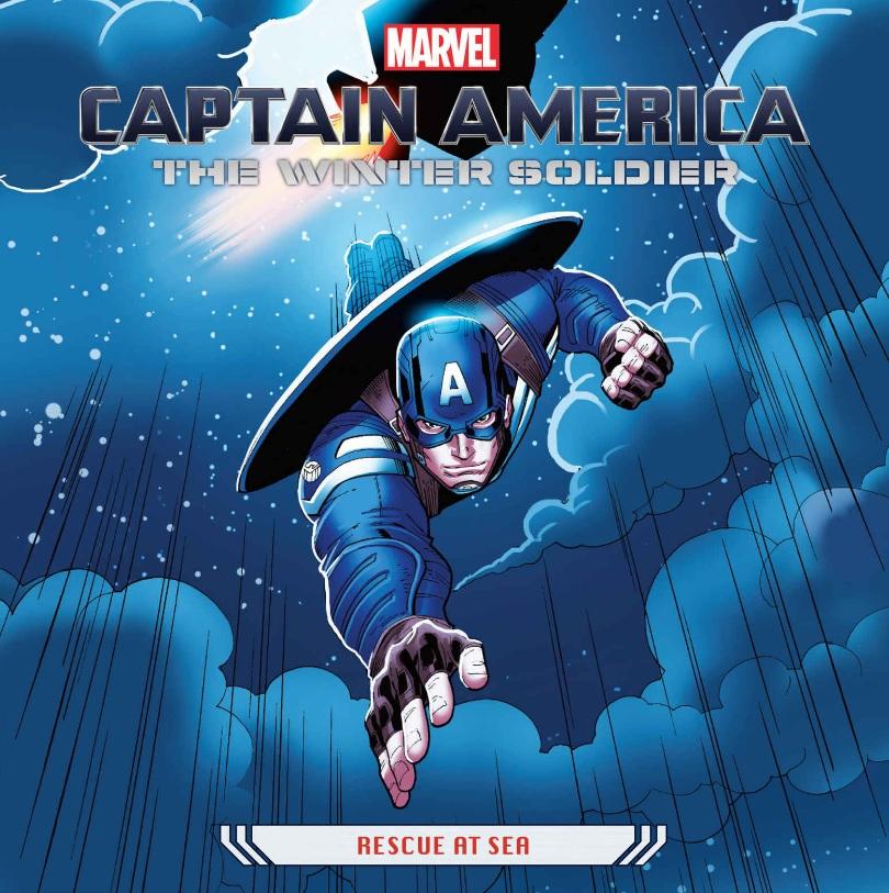 Captain America: The Winter Soldier: Rescue at Sea