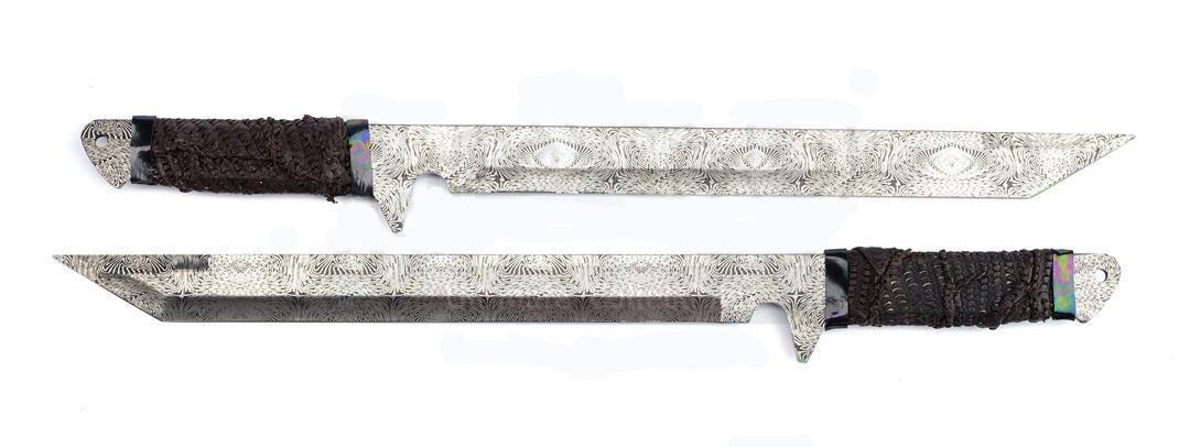 Izel's Daggers