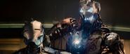 Ultron y el robot