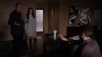 Aida es desactivada por Radcliffe delante de Fitz