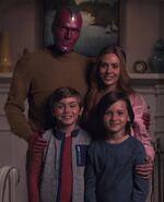 Maximoff Family Photo