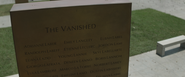 Memorial for the Vanished