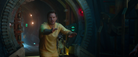 Peter habla con Drax