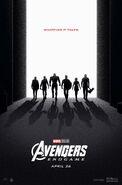 Endgame (Whatever it Takes) Poster