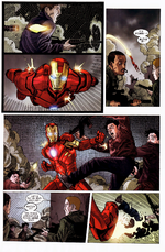 IM2P - Stark ataca a los asaltantes