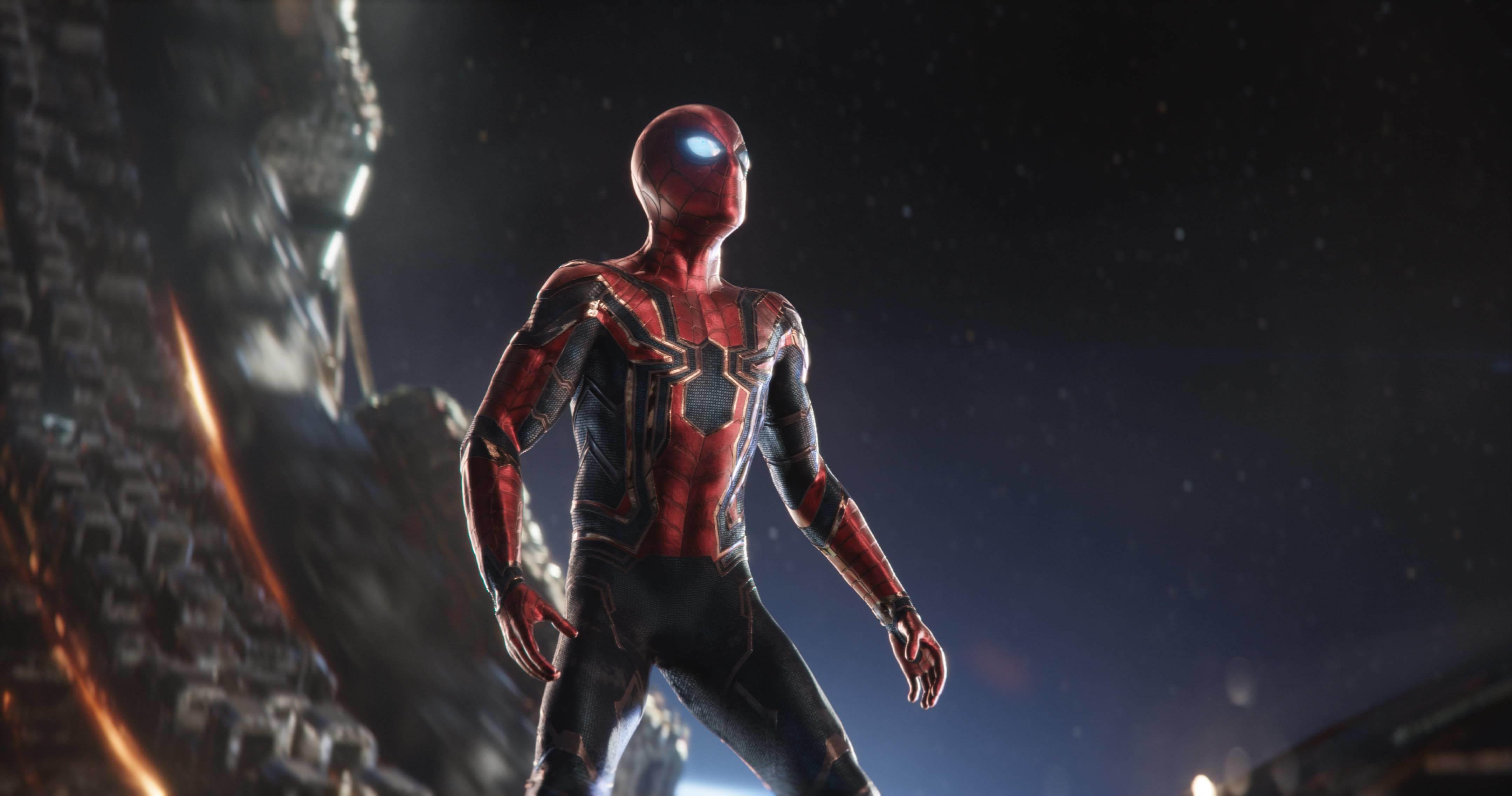 Iron Spider Armor