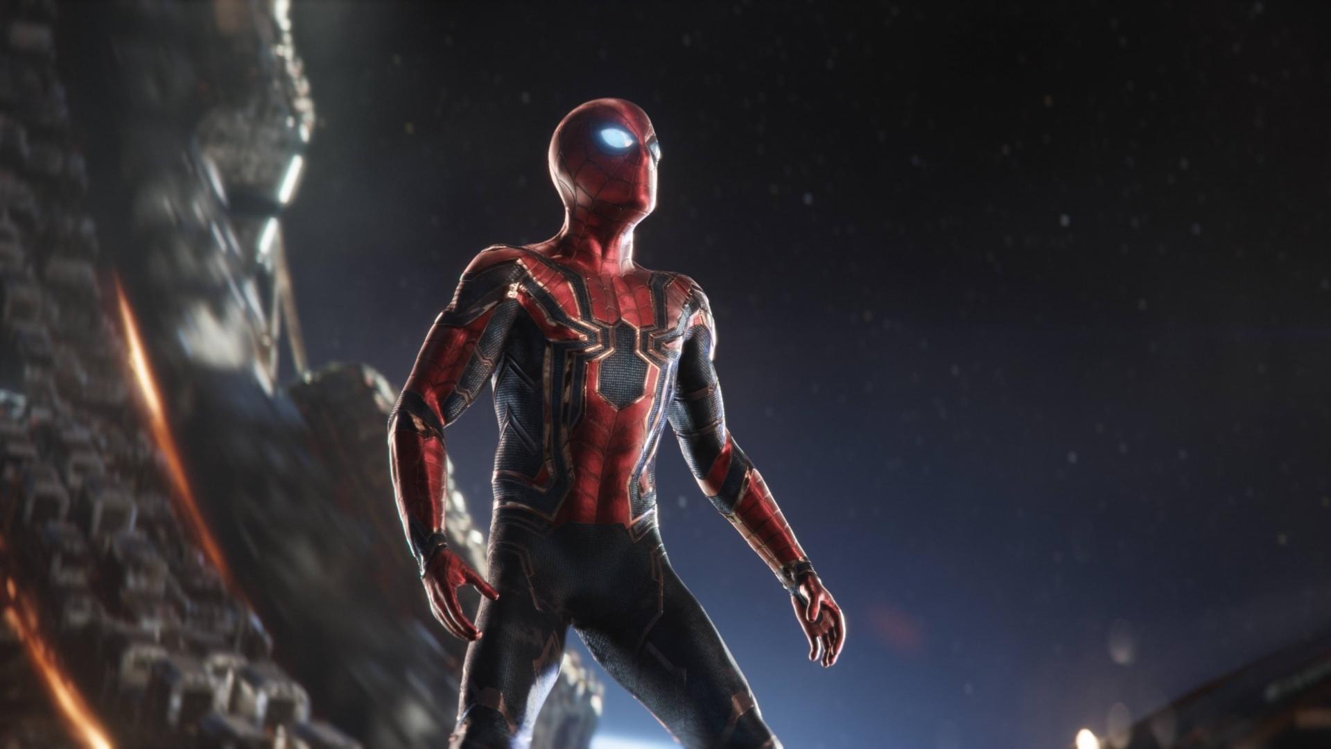 Броня Железного паука