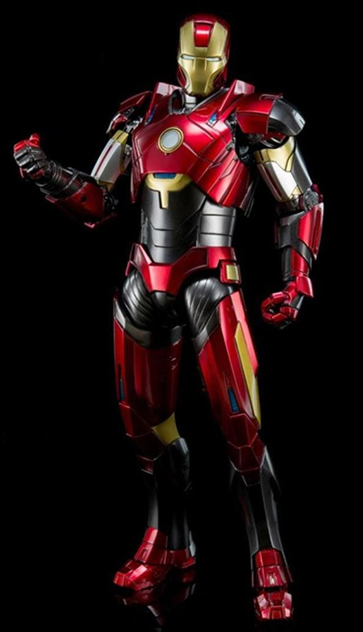 Armadura de Iron Man: Mark XVI