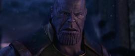 Thanos ve caer a Gamora
