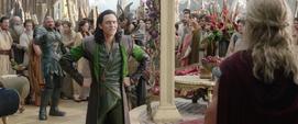 Thor se reencuentra con Loki