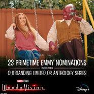 WandaVision Emmy nomination