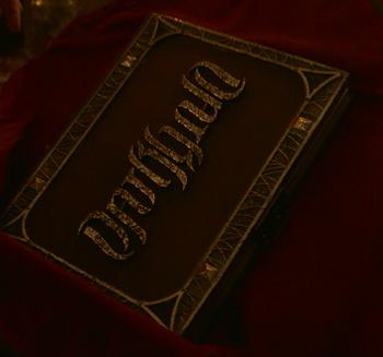 Ambigram Cover