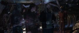 Thor se une a los Guardianes de la Galaxia